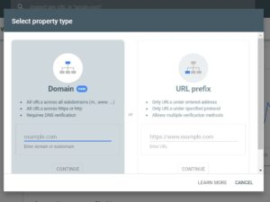 How to verify Google Search Console in WordPress