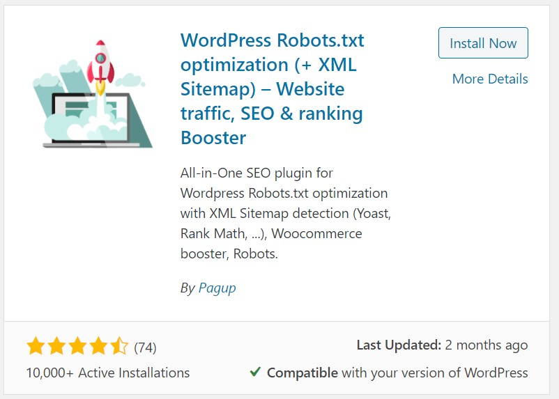 Better Robots.txt WordPress Plugin