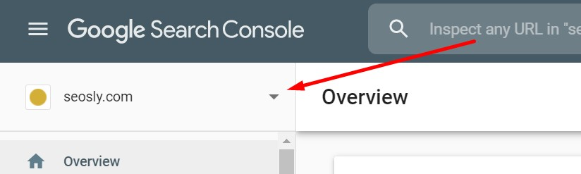 How to verify Google Search Console in WordPress: adding a new property