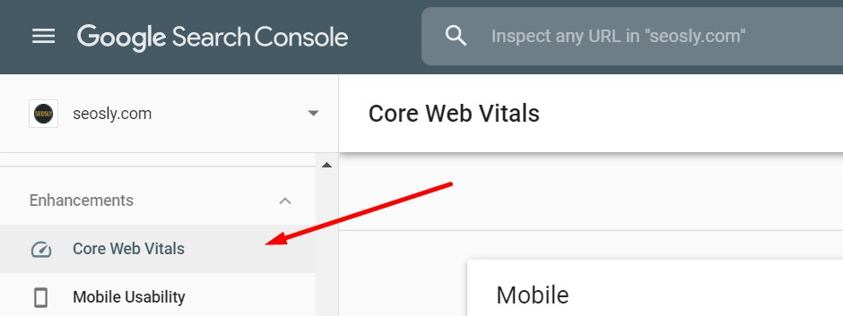 Using the Core Web Vitals report to do a page experience audit