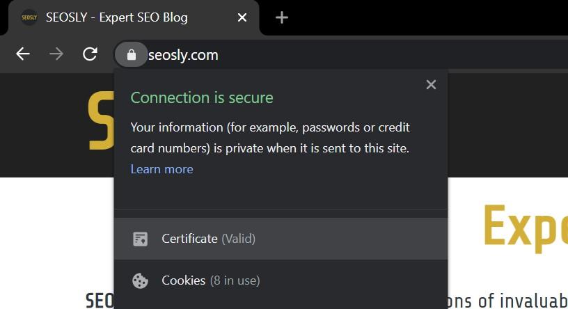 HTTP vs HTTPS: SSL