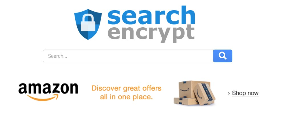 Search Encrypt search engine