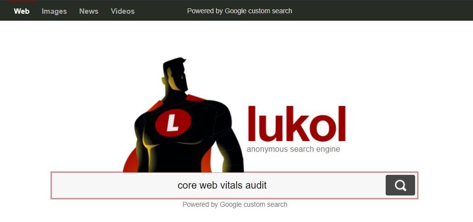 Alternative search engines: Lukol