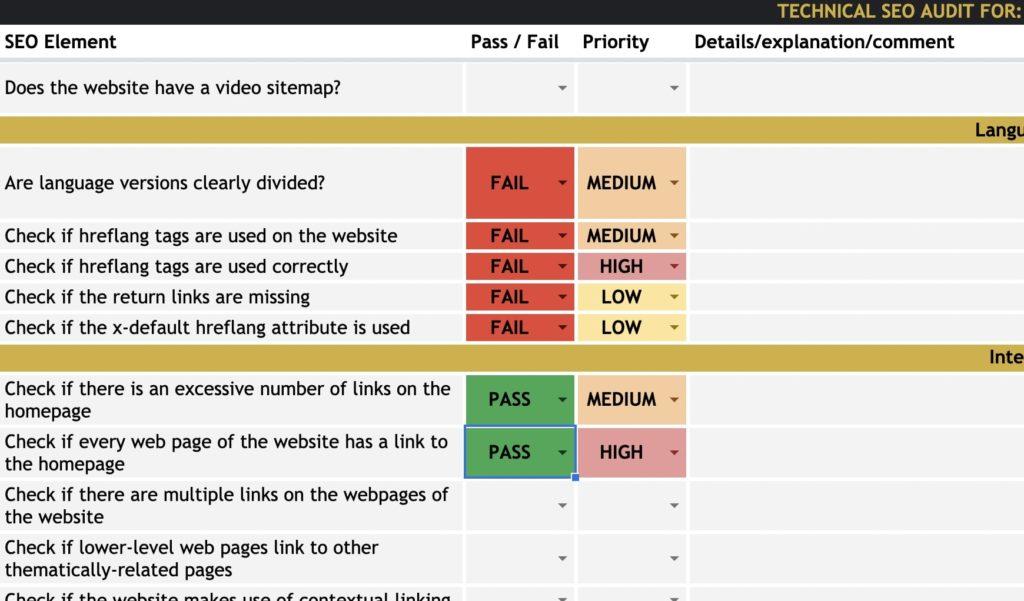 seo audit template2
